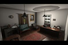 Warden Office