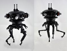 Viper Probe Droid par Omar Ovalle - Come visit us at www.hothbricks.com, www.lordofthebric... & www.brickheroes.com for up to date news about LEGO stuff