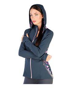 Elle sport - collezione utopia - giacca tecnica da donna  - composizione: 92%…