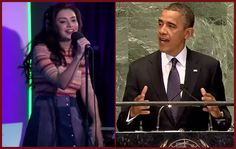 Watch: #PresidentObama And #CharliXCX Cover #Taylo...