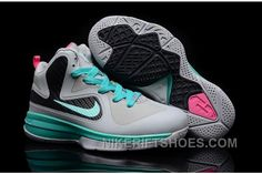 http://www.nikeriftshoes.com/nike-lebron-9-kids-shoes-grey-pink-jade-christmas-deals-sgzzm.html NIKE LEBRON 9 KIDS SHOES GREY/PINK/JADE ONLINE NFJEG Only $63.00 , Free Shipping!