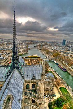 Notre Dame (HDR) - Paris, France
