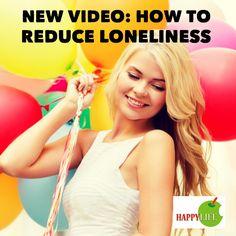 Self esteem improvement tips - How to reduce loneliness