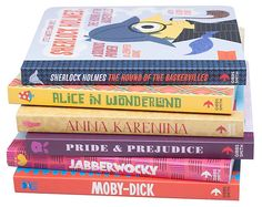 S/6 Primer Baby Literature, Group B | The Holiday Bookstore  | One Kings Lane