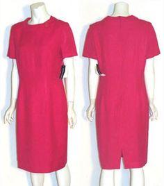 Donna Morgan Vintage 80s Dress NWT $110