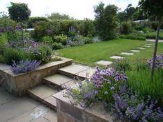 Garden Design A Small Garden – Formal Cottage Garden Landscape ...