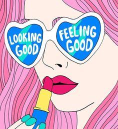 Looking Good ~ Feeling Good ||