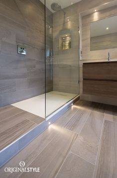 No matter the number of bathrooms in your house, the master suite deserves the grandest (and dreamiest!) look. Check out the details within ... #Bathrooms