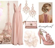 April in Paris, created by disneydiva7 on Polyvore