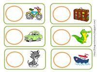 Jogo Alfabetização: Letra inicial
