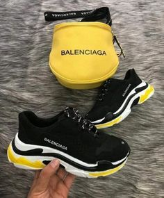 Balenciaga track sneakers Just Trendy Girls Sneakers Fashion Outfits, Fashion Shoes, Fashion Hair, Wedding Sneakers, Aesthetic Shoes, Hype Shoes, Fresh Shoes, Trendy Shoes, Shoe Collection