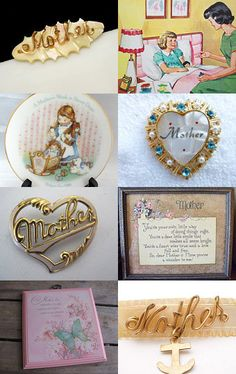 """Just for You, MOM"" - GVS Team Vintage Treasury"