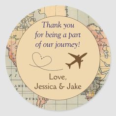 Personalized Thank You Stickers- Wedding Favors Classic Round Sticker - tap/click to get yours right now! #ClassicRoundSticker #save #the #date #stickers #personalized Coffee Wedding Favors, Honey Wedding Favors, Succulent Wedding Favors, Creative Wedding Favors, Inexpensive Wedding Favors, Elegant Wedding Favors, Edible Wedding Favors, Wedding Favors For Guests, Personalized Wedding Favors