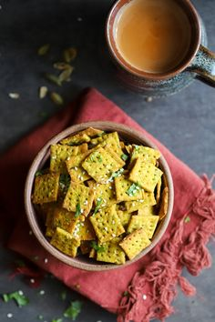 My friend Hetal from Milk & Cardamom and I have collaborated to create a beautiful Diwali box, with plenty of sweet and savory ideas that you can make for your near and dear ones for Diwali! Indian Snacks, Indian Food Recipes, Diwali Recipes, Diwali Snacks, Indian Desserts, Indian Sweets, Pearl Millet, Millet Recipes