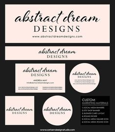 """13 Likes, 3 Comments - Elizabeth Carben (@carbendesignstudio) on Instagram: """"I recently had the honor of designing the Logo and Marketing Materials for the amazingly talented…"""""""