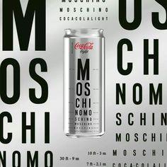 Coca Cola Light loves Moschino_2