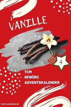 Hinter Türchen 4 meines TCM Gewürz Adventskalenders verbirgt sich die Vanille. Eines meiner Lieblingsgewürze. Ich verrate dir in dieser Podcast-Folge die Wirkung von Vanille aus Sicht der TCM. Außerdem ist ein Rezept dabei. #vanille #adventskalender #vanillekipferl #gewürzadventskalender