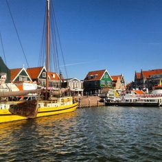 Touristic, but fun to see. Volendam is a popular tourist attraction in the Netherlands, well known for its old fishing boats and the traditional clothing still worn by some residents.