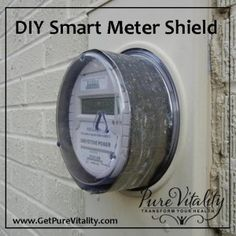 DIY Smart Meter Shield.  Interesting.