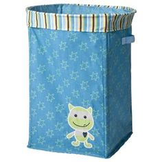 Target Mobile Site - Cocalo Baby Pop Up Hamper - Peek A Boo Monsters