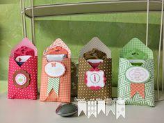 Geschenktaschen ~ STEMPEL...und deine Ideen werden wahr...