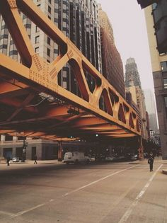 Urban Bridge Truss #steel #architecture #engineering