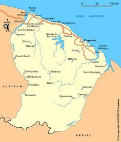 Guyane - Gwiyan