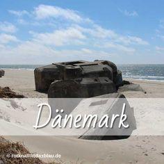 Die #Bunker am #Strand an der #Nordsee bei #Sondervig in Dänemark sind ein Mahnmal an den 2. Weltkrieg. Heute eine surreale Kulisse: #Meer, weißer #Strand, Sonne, spielende Kinder. Mehr Bilder dieser merkwürdigen #Sehenswürdigkeit seht ihr auf meinem Blog!