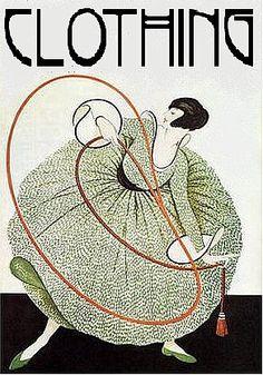 1920's Clothing ad. @Deidra Brocké Wallace
