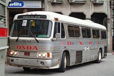 Montevideo, Bus Motorhome, Bus Coach, Busses, All Over The World, Beautiful Beaches, East Coast, South America, Rio