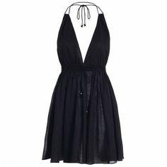 Drifter Backless Dress #Zimmermanngoesto