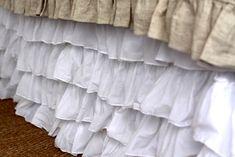 POM POM Bed Skirts