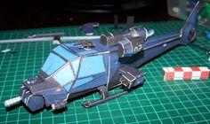 Blue Thunder helicopter