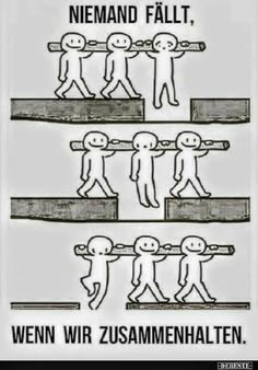 Unity is strength. When there is teamwork and collaboration wonderful things can be achieved. Motivational Quotes, Inspirational Quotes, Teamwork Quotes, Health Quotes, Picture Quotes, Wise Words, Leadership, Funny Pictures, Jokes