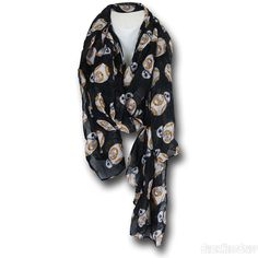 Star Wars The Force Awakens BB-8 Fashion Scarf