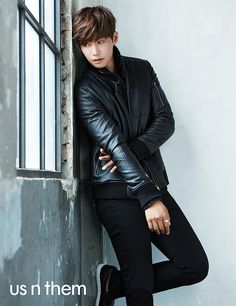 Song Jae Rim for Us N Them F/W 2015.