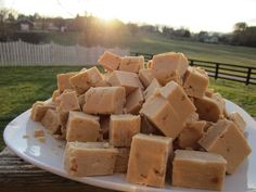 Peanut Butter Fudge ~ Stove Top