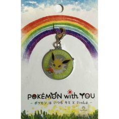 Pokemon Center 2016 Pokemon With You Campaign #5 Jolteon Charm
