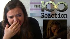 The 100 Thirteen reaction video The 100, Youtube, Youtubers, Youtube Movies