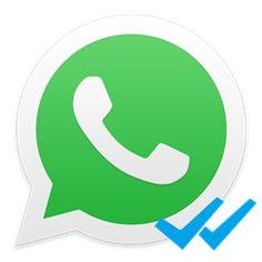 De blauwe vinkjes gelden als leesbewijzen in WhatsApp. Wilt u niet dat gesprekspartners leesbewijzen ontvangen? Schakel de blauwe vinkjes dan uit. App Logo, Smartphone, Apps, Computers, Digital, Logos, Laptop, Iphone, Technology