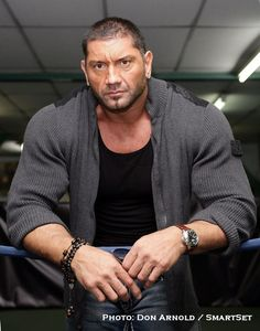 All man!! Dave Batista motivation