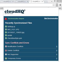 CloudHQ It's time to get your house in order #googledrive #cloud #cloudhq
