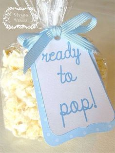 Party favors for baby shower