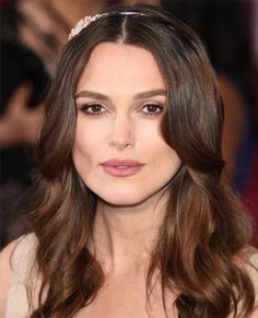 Oscar Beauty Looks - Keira Knightley from #InStyle