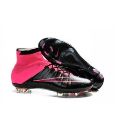 aab1b98f3f8e55 Acheter 2015 Nike Mercurial Superfly 4 FG Crampons de Football Hyper Rose  Noir pas cher en. Pink Soccer CleatsSuperfly Soccer CleatsSoccer  BootsFootball ...