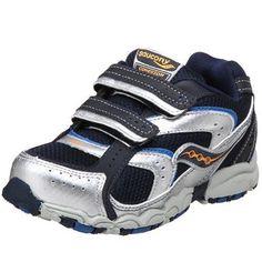Saucony Little Kid/Big Kid Cohesion Gt Hook-And-Loop Sneaker,Navy,4 M US Toddler Saucony. $29.99