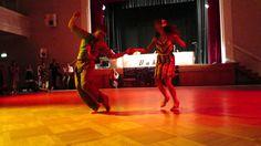 2014 Plenty Hot • • Mike Roberts & Laura Glaess • performing Lindy Hop social dance