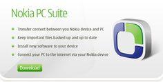 Using Nokia's PC Suite
