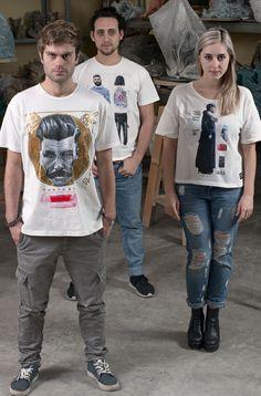 T Shirt #nuovoevo #besttShirt #Italiastyle #italianproduct #fashionart #italianfashionbrand #contemporaryartists #types #catalogazioneumana #tshirt #maglietta #clothes #shopping #conceptstore #stire #print #originalimages #originalprint #fashionstyle