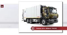 Renault Trucks est bien entendu présent à Lyon Eurexpo pour Pollutec. - truck Editions